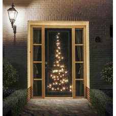 FAIRYBELL DOOR 60LED WARM WIT 2.1M HOOG