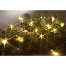 2 MTR LEDSNOER 20 LAMPS BATTERIJ