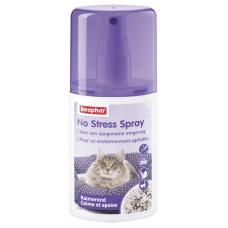 BEAPHAR NO STRESS SPRAY KAT/HOND 125 ML