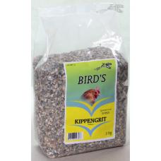 KIPPENGRIT MIDDEL 1 X 3 KG.